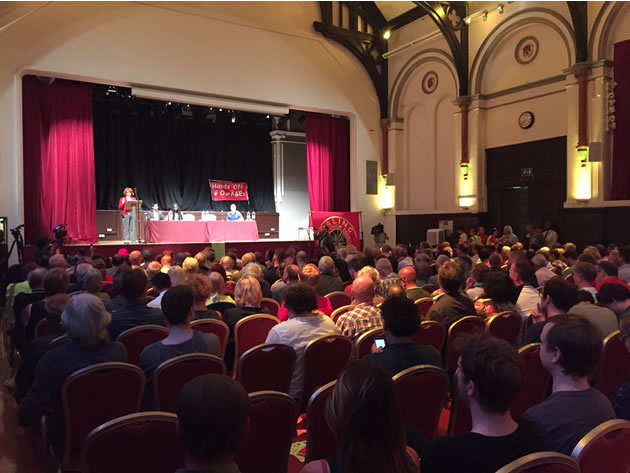 Crobyn Rally in Ealing