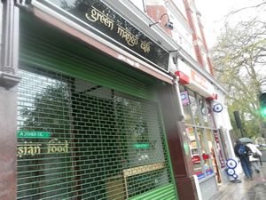 green mango cafe ealing