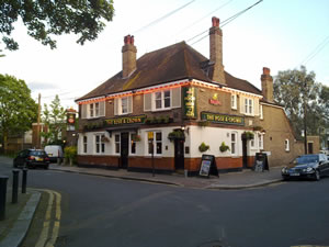 rose and crown ealing